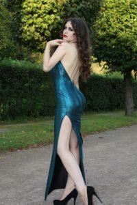 Модель Ангелина Лин KittyKlaw