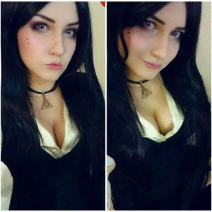 Закос на Йеннифэр (Yennefer) The Witcher