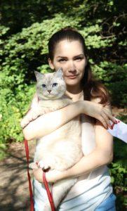 Ангелина Лин KittyKlaw