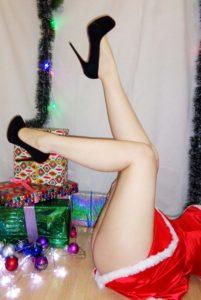 Девушка Санта ( Santa girl )