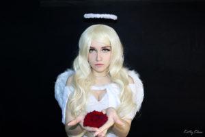 косплей ангел Cosplay Angel girl