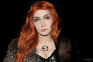 Косплей Санса Старк ( Cosplay Sansa Stark) game of thrones