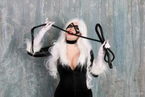 Cosplay Black Cat (Felicia Hardy)