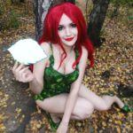 Косплей Ядовитый Плющ (Cosplay Poison Ivy)