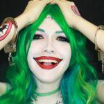 Косплей Девушка Джокер (Female Joker)