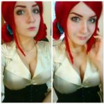 Закос на Трисс (Triss) The Witcher