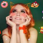Рыжая девушка ( Redhead girl ) KittyKlaw
