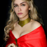 осплей Серсея Ланнистер ( Cosplay Cersei Lannister) game of thrones