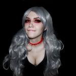 Косплей Вампира Cosplay Vampire girl