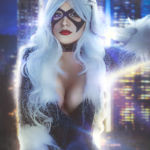Cosplay Black Cat (Felicia Hardy)