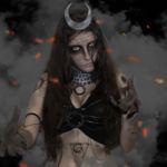 Косплей Чародейка|Чаровница (Cosplay Enchantress)