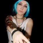 Косплей Хлоя Прайс Chloe Price cosplay Life is Strange